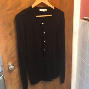 Black cardigan Medium